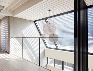 虫点子创意设计--231m²北欧风复式住宅