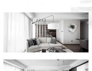壹舍设计--星湖160㎡雅居之宅 意涵优雅
