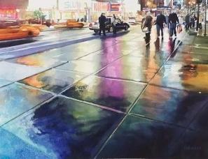 艺术家Paul Jackson
