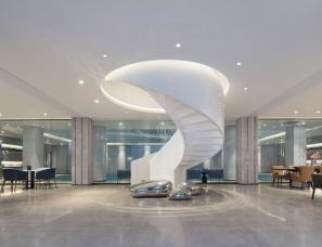 H DESIGN--杭州绿都·东澜府营销中心