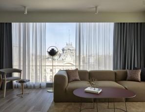 SUPER FUTURES--波兰现代工业的精致与活力,PURO酒店