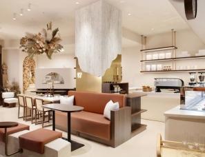 QLDESIGN空间设计齐磊--梦境花园·重塑记忆-Whites甜品店
