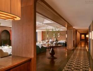 德坚设计--上海新荣记餐厅