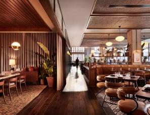 Ennismore--古老的肉类加工厂改建的芝加哥Hoxton酒店