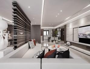AOD艾地集成设计--南阳金科博翠东方125户型样板间