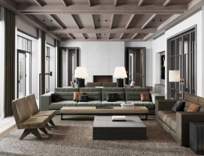 Krauze Architects--具有永恒吸引力的当代作品