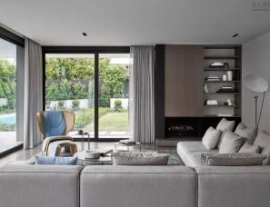 Mim Design--NNH Residence,当代生活简约美学