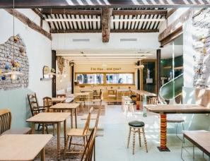 上海彦文设计--Oh! 咖啡馆