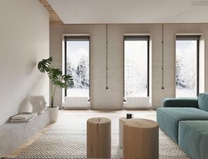 Marina Tsoy设计--A16 House