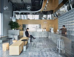 TAILOR WEY--Single Patch咖啡苏悦广场店