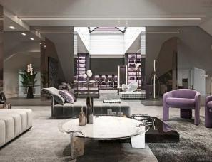 Diff--神秘紫+高级灰,高贵与优雅的惊艳碰撞!