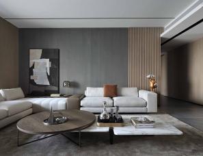 潘自立设计--福州融侨外滩豪宅