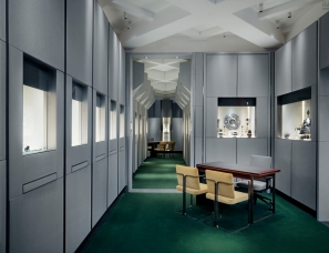 WALDO WORKS DESIGN--现代主义画廊·英国古董珠宝店WARTSKI