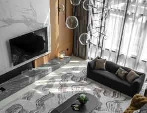 一格设计+良邸设计--沈阳铂海湾1400㎡别墅