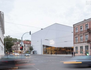 Studio Libeskind--MO现代艺术博物馆