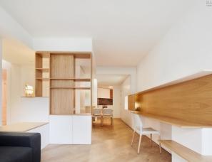 AMOO--巴塞罗那公寓翻新工程