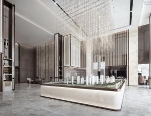 上上国际设计--前海人寿金融中心招商中心