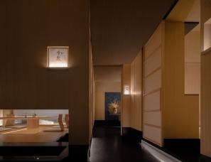 春山秋水设计--深圳卓悦汇植藤·匠日系法餐