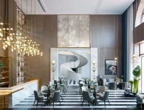 上海集艾设计--佛山新城招商·誉府售楼处
