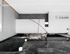 HWCD设计+近境制作--绿城华生·桂语朝阳生活馆