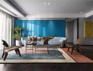 孙文设计&成都以勒设计--蓝海公寓