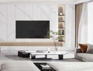 武汉品承设计||万科·御玺滨江||现代简约||225m²