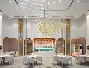 G&K桂睿诗设计--扬州蓝湾臻园营销中心