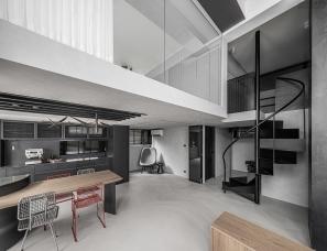 十颖设计--C.W. House