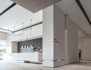 零次方空间+华墨国际设计--融创地产东莞云玺湾体验中心