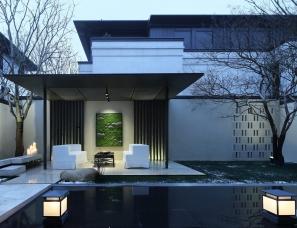 名谷设计潘冉--长物之宅 - 九月森林四期样板房