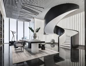 G&K桂睿诗设计--深石西安汉华城艺术生活馆
