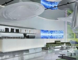 MDO木君建筑设计+刘荣禄空间设计--杭州苏荷汇售楼处