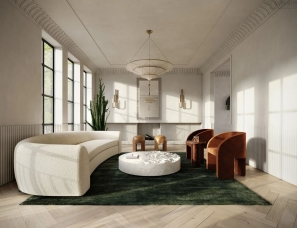 Noa Santos Design--时尚现代主义美学