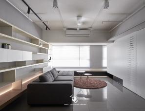 虫点子创意设计--万华Y宅/单层