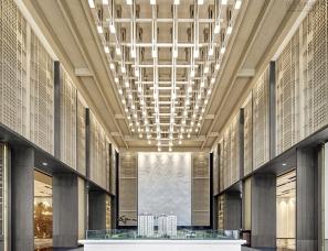 郑州中海万锦公馆:衔接古建,雅洁幽隽的中式美学