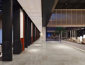 DIA丹健国际设计--平静和美的东方生活艺术馆