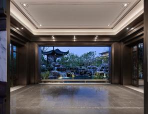 盘石设计--漳浦建发玺院营销中心