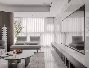 双羽空间设计 x 名门世家 | 宁静至简的美