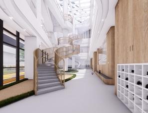 立木设计--厦门心蒙·蒙特梭利幼儿园