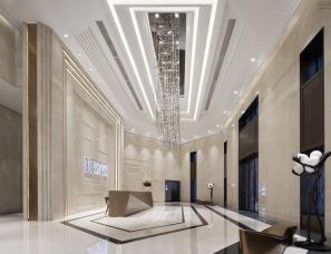 大森设计--中海地产武汉尚璟营销中心