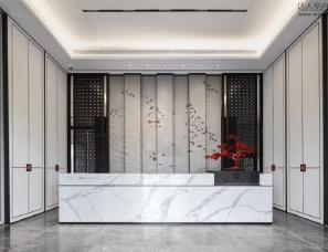 柏舍设计--圣桦濮阳销售中心