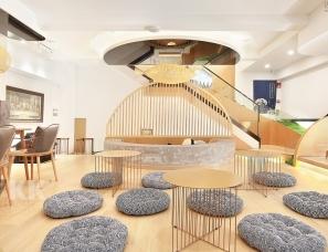 7KK design--柴府·宠物咖啡餐厅