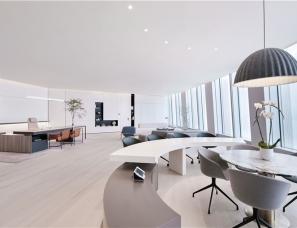 YuQiang&Partners | 中国华润大厦科技集团ceo办公室180㎡
