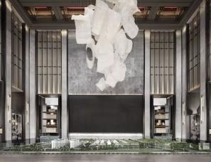 矩阵纵横设计--常州新城璞樾春秋銷售中心