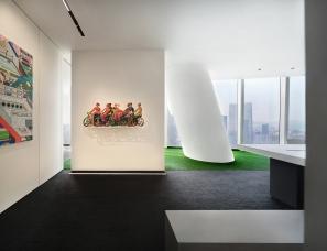 李友友设计--广州IFC办公室