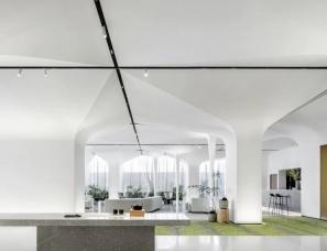 共生形态设计--时代中国·天韵雅苑生活美学馆1000㎡