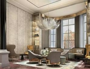 香港Joyce Wang设计--伦敦文华东方酒店改造