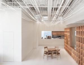 HAS design and research--重庆林中空地复合书店