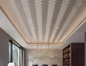 北京集美组设计+柏年印象设计--长沙建发.央著样板间