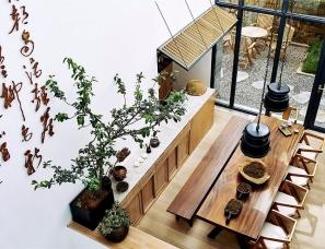 李益中空间设计--浥尘客舍